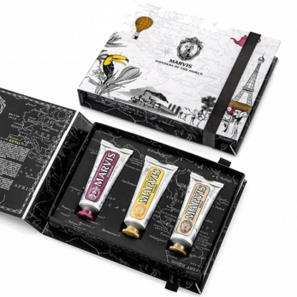 Marvis - Coffret Wonders of the World - 3 x 25 ml