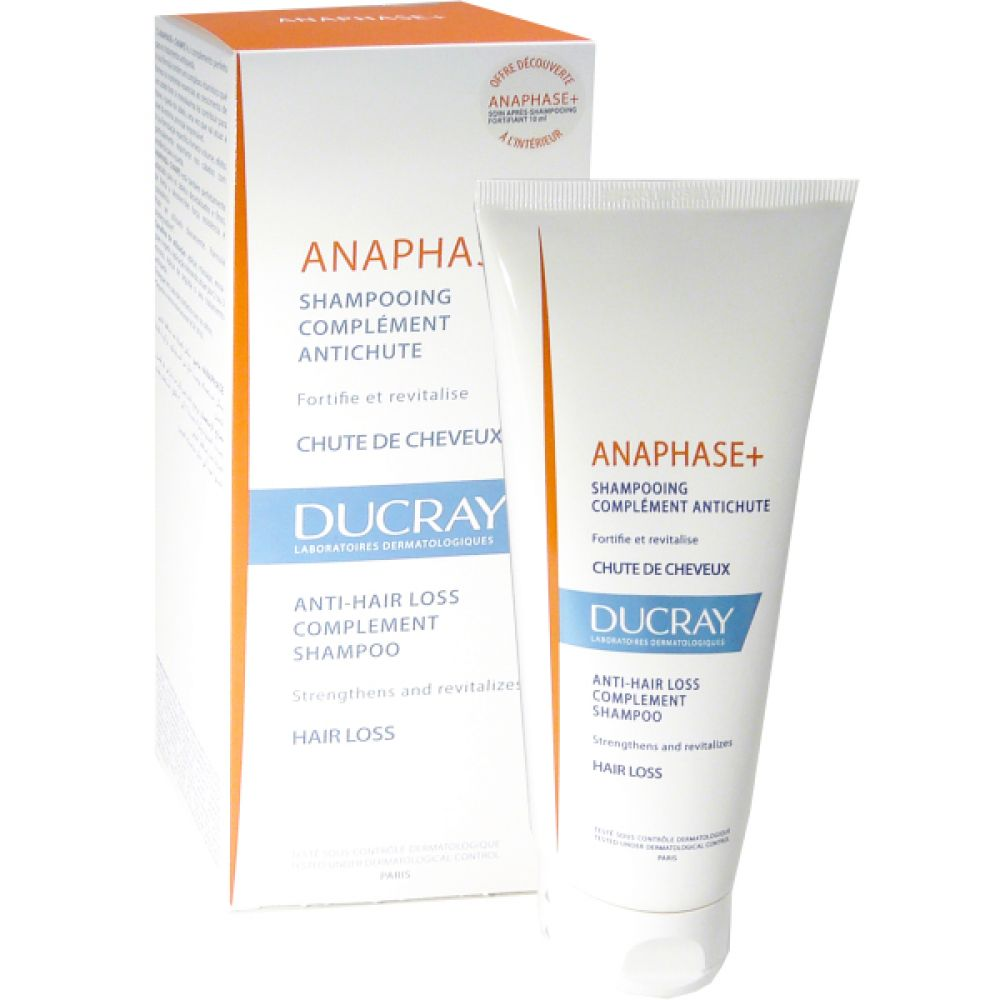 Ducray - Anaphase+ shampooing complément antichute
