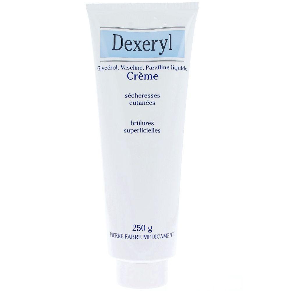 Dexeryl - Crème sécheresses cutanées, brûlures superficielles - 250 g 6b09550f4fe