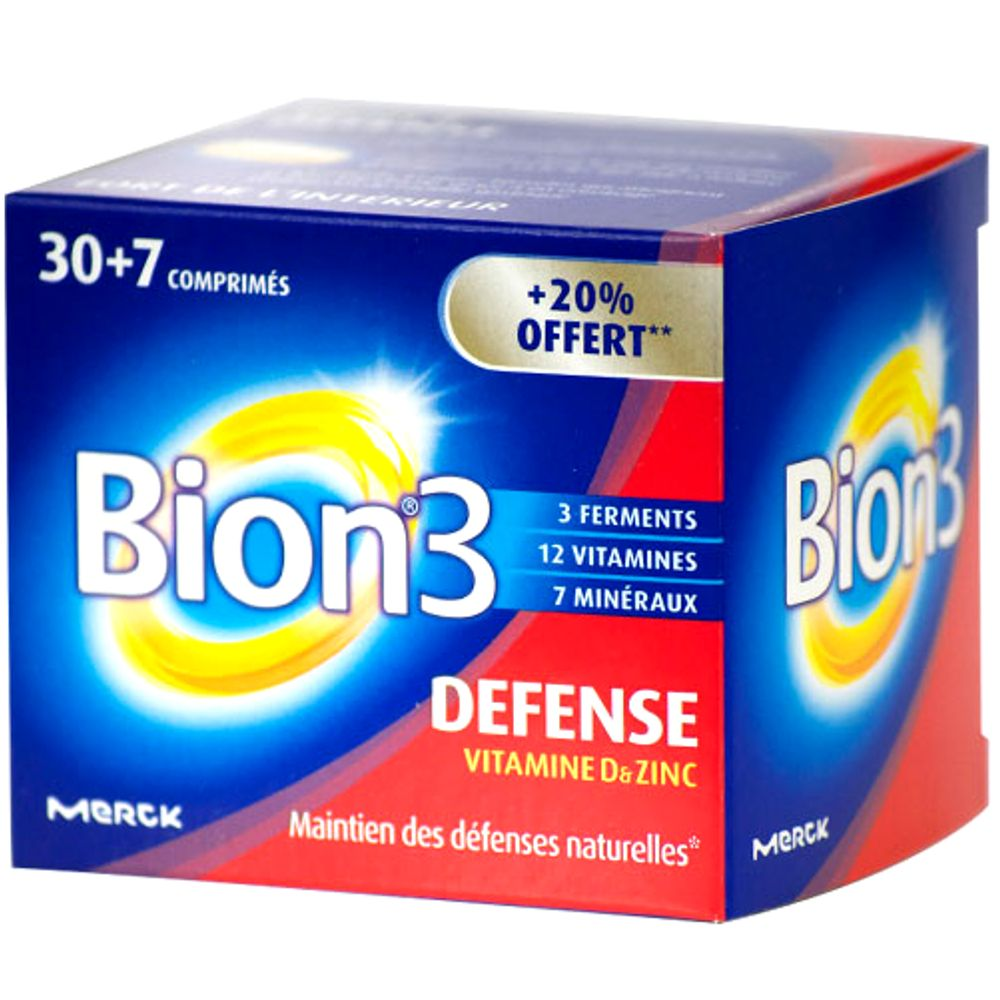 Bion 3 Défense Adulte