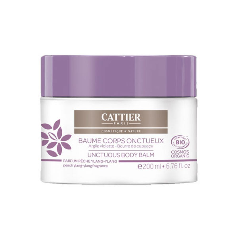 Cattier - Baume corps onctueux - 200 ml