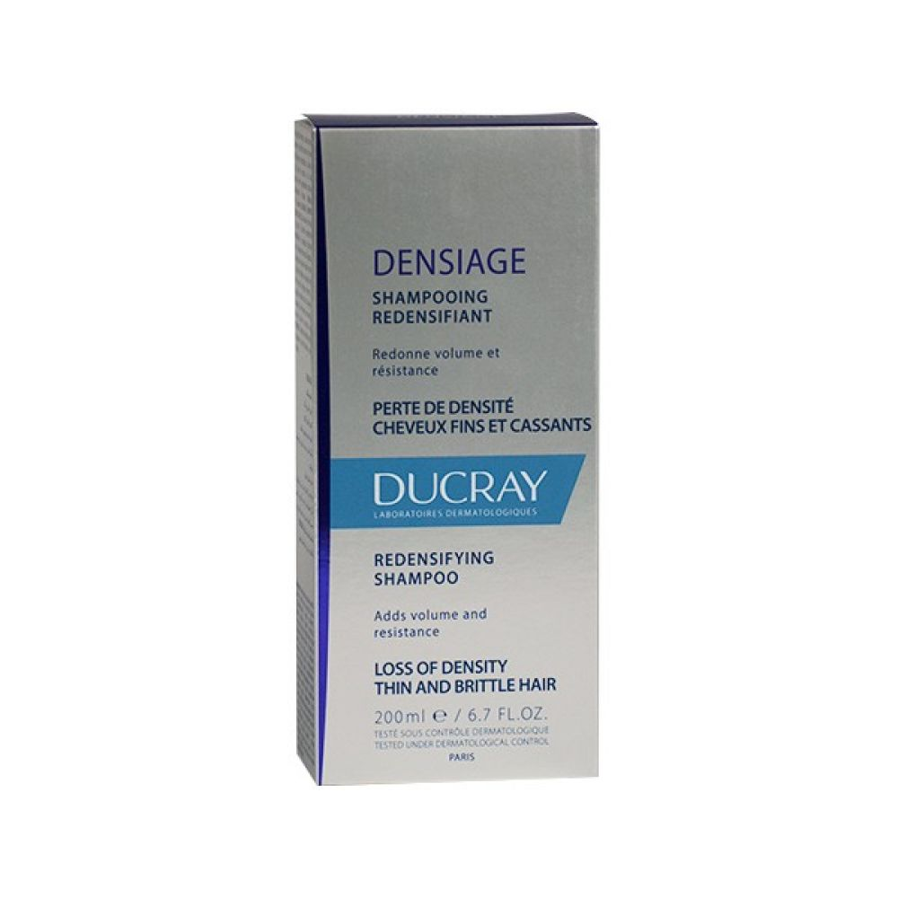 Ducray - Densiage Shampooing redensifiant - 200 ml