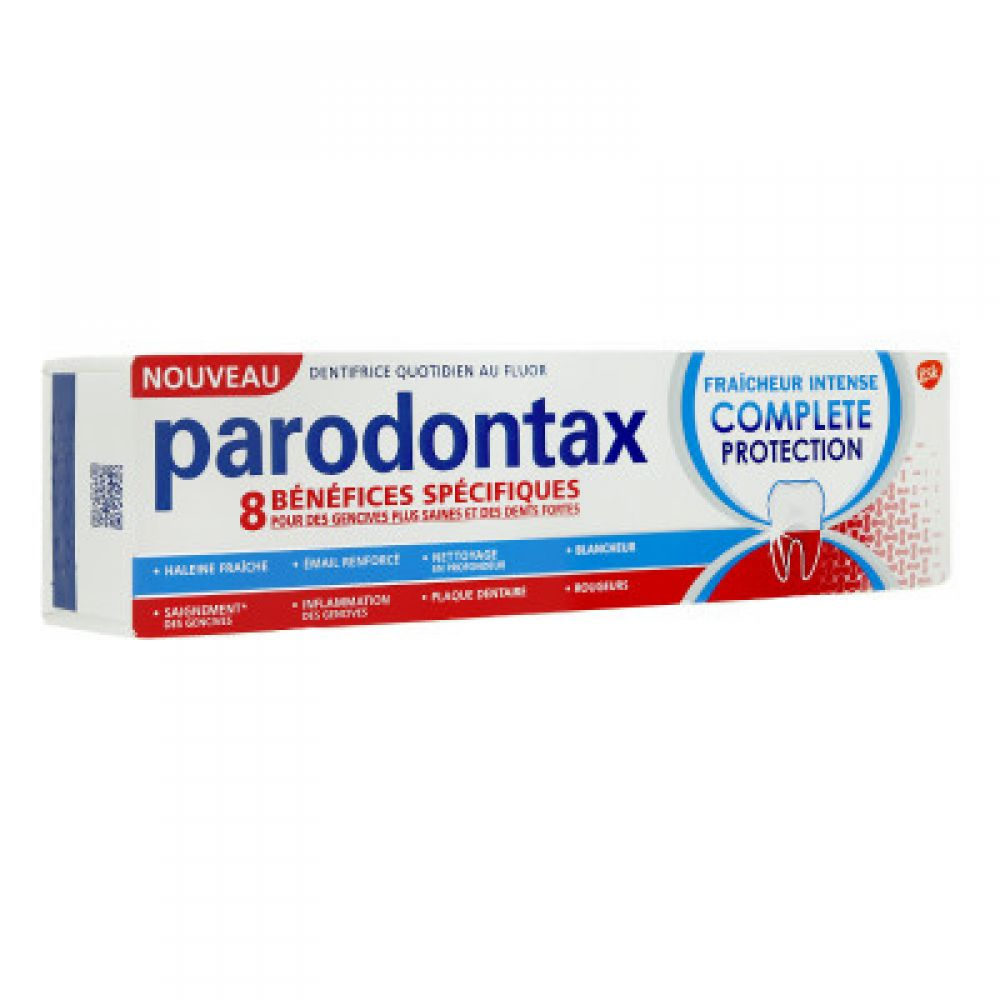 Parodontax - Dentifrice complete protection - 1 tube 75ml