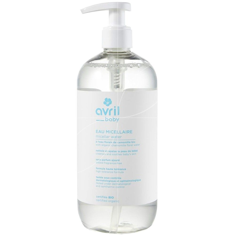 Avril Baby - Eau micellaire - 500 ml