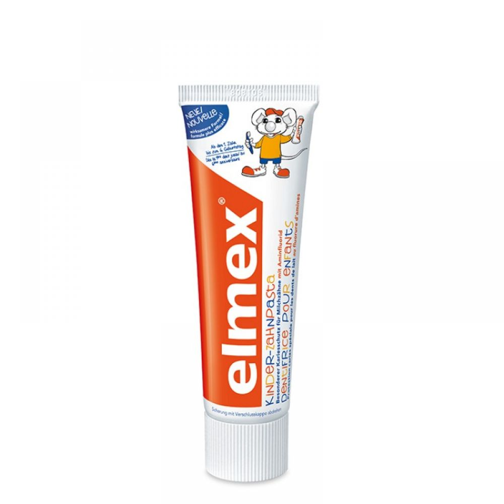 Elmex - Dentifrice enfant anti-caries