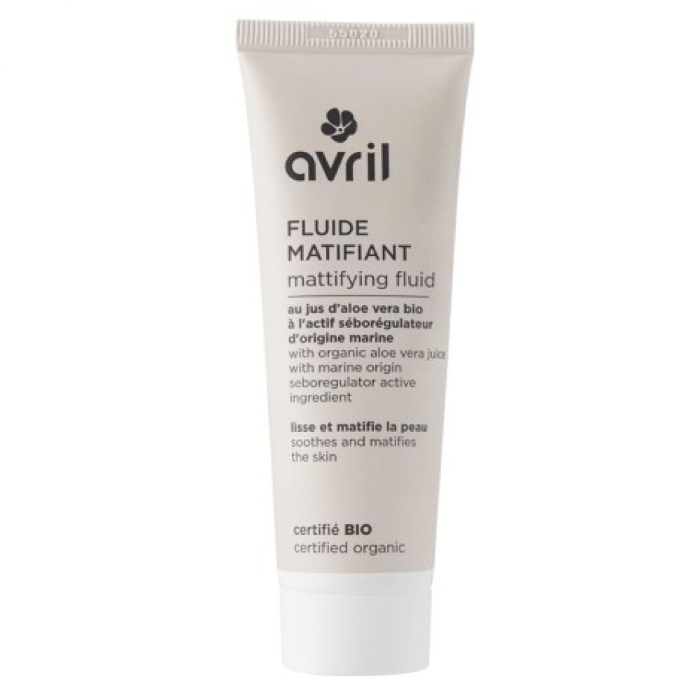 Avril - Fluide matifiant - 50 ml