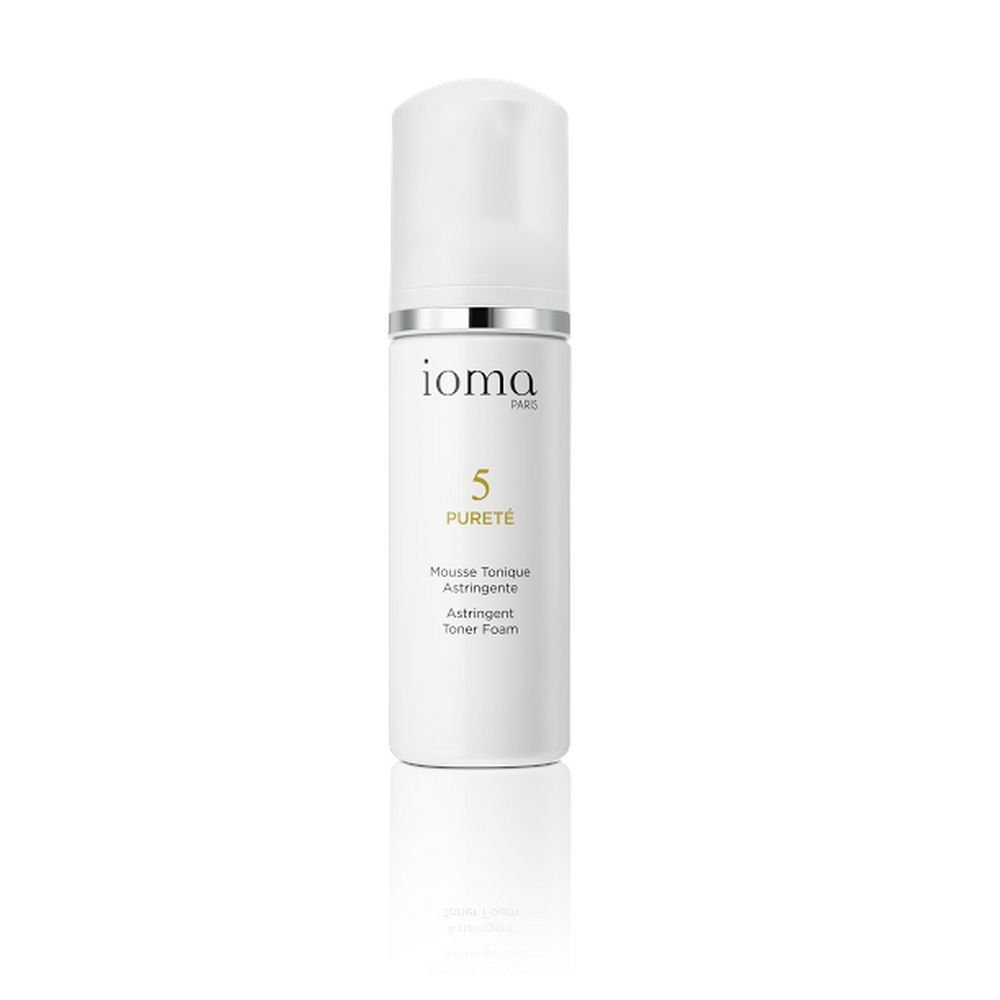 Ioma - 5 Pureté Mousse tonique astringente - 150ml