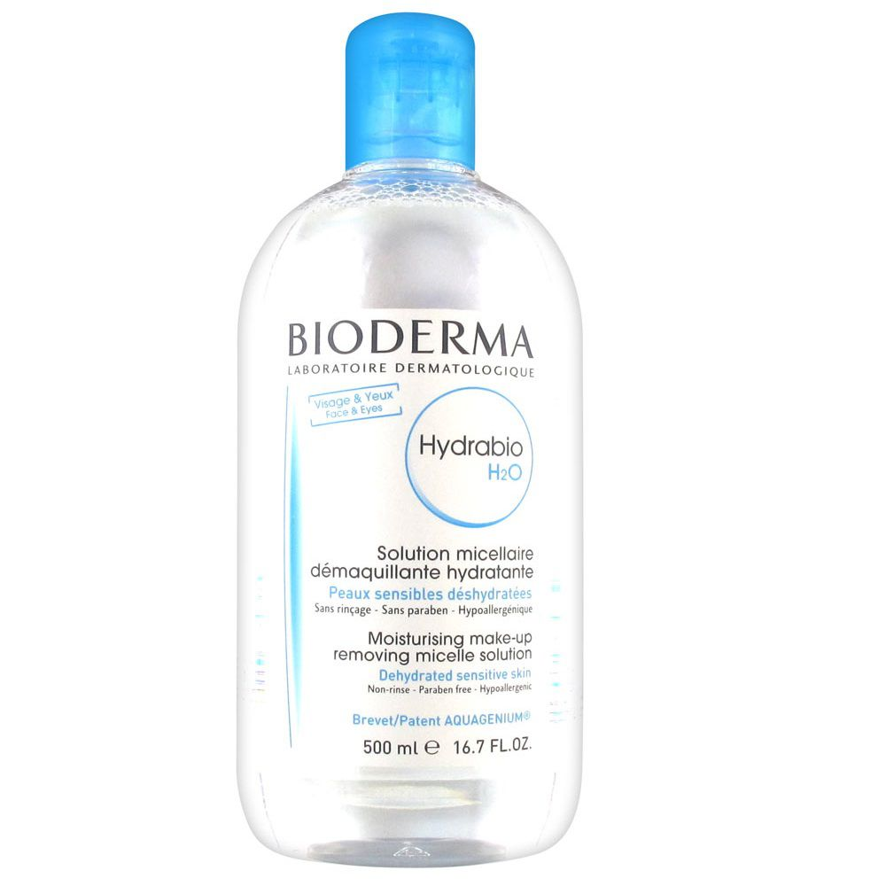Bioderma - Hydrabio H2O solution micellaire