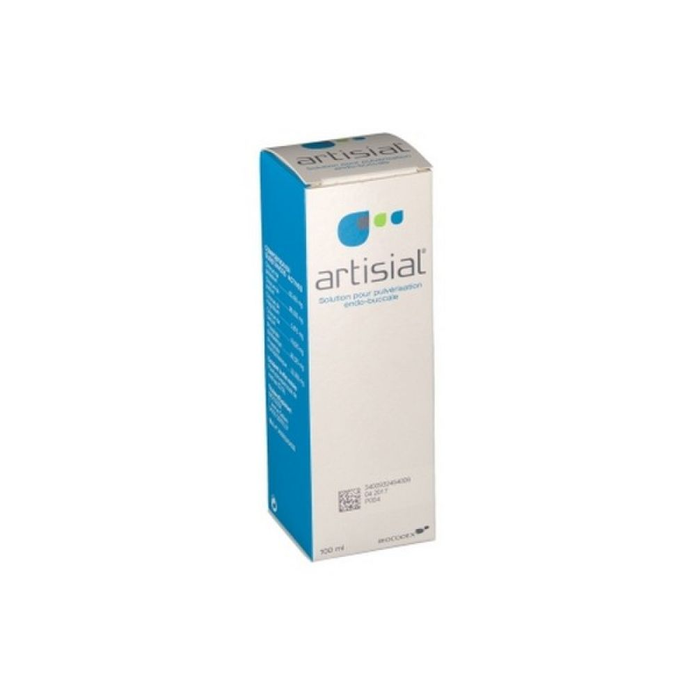 Artisial Solution endo-buccale - 100ml
