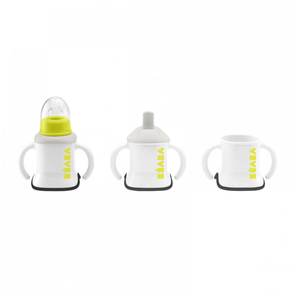 Béaba - Evoluclip tasse d'apprentissage 3 en 1 - 150 ml