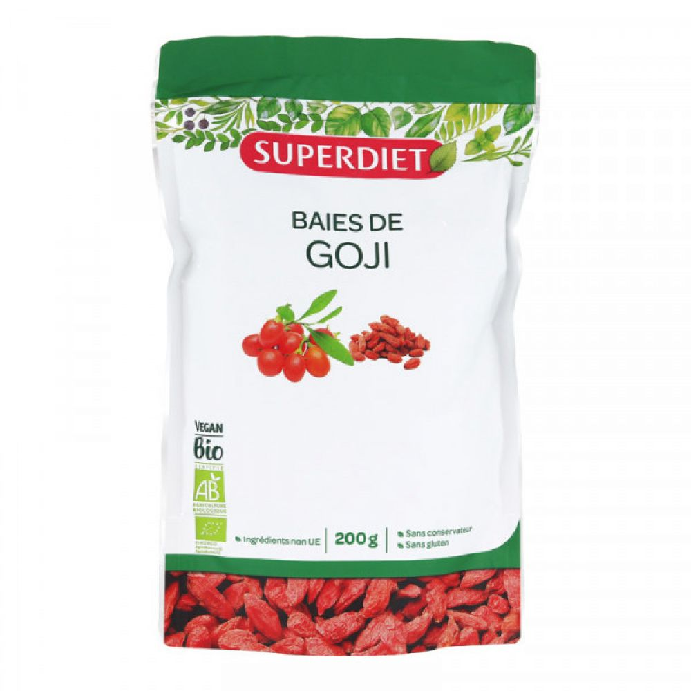 Superdiet - Baies de Goji - 200 g
