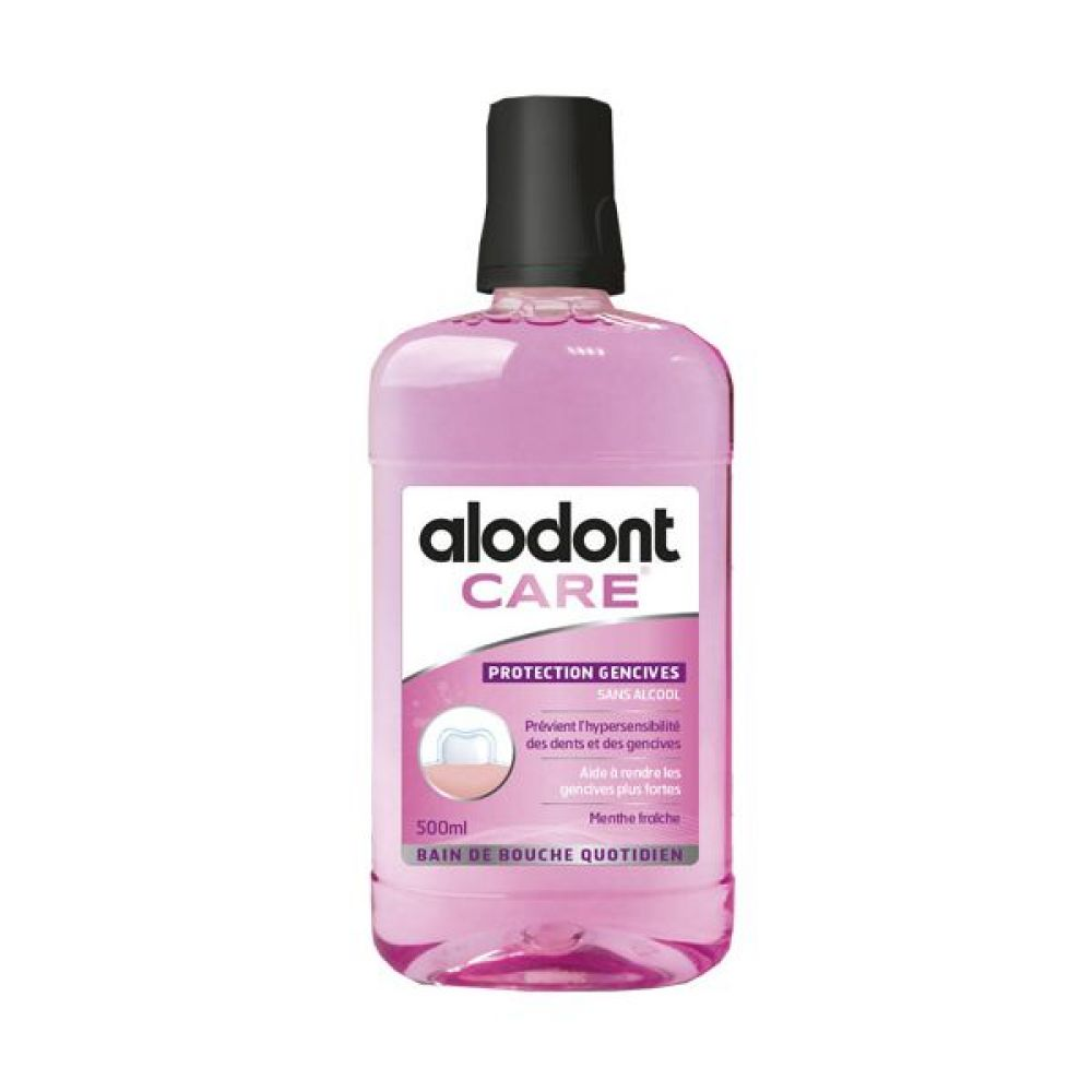 Alodont Care - Protection gencives - 500 ml