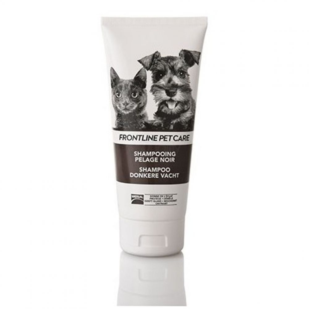 Frontline Pet Care - Shampooing pelage noir - 200ml