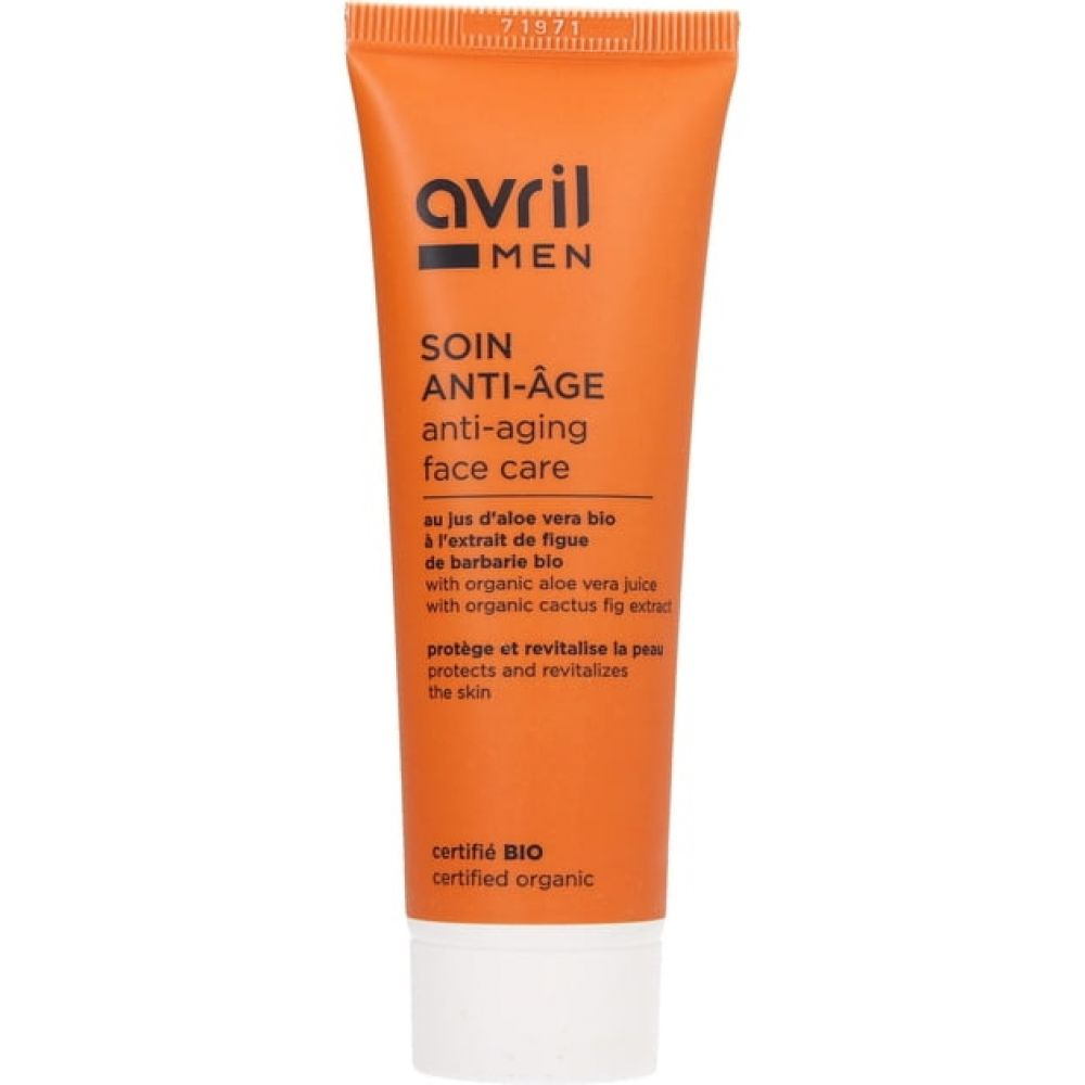 Avril Men - Soin anti-âge - 50 ml