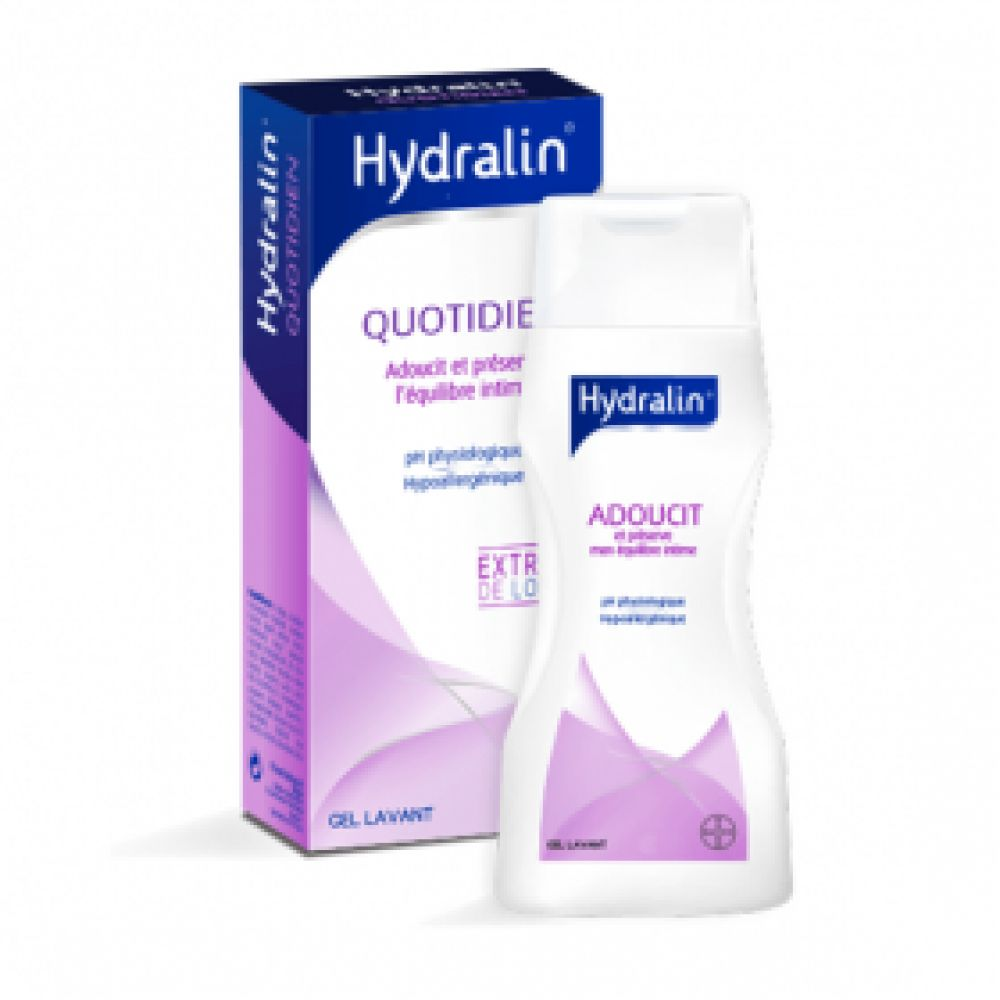 Hydralin - Quotidien gel lavant