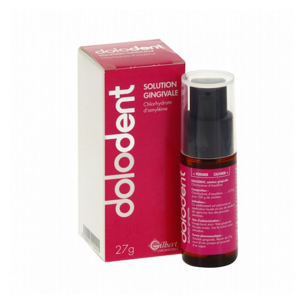 Dolodent solution gingivale - 27 g