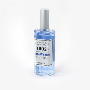 Berdoues - Eau de Cologne tradition bergamote indigo - 125 ml