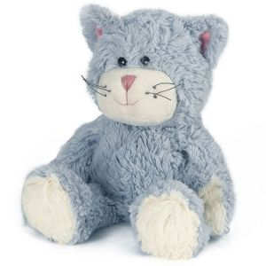 Warmies - Bouillotte peluche chat