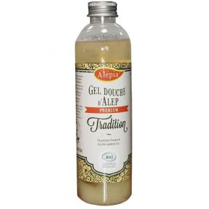 Alepia - Gel douche d'Alep Tradition Premium - 250ml