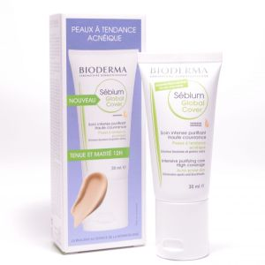 Bioderma - Sébium global Cover - 30 ml