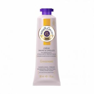 Roger & Gallet - Crème mains & ongles gingembre - 30 ml