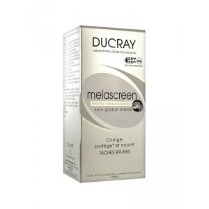 Ducray - Melascreen soin global mains photo-vieillissement SPF50+ - 50ml