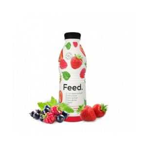 Feed - Boisson repas complet fruits rouges - 750 ml