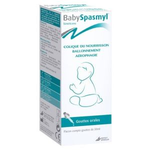 Mayoly - BabySpasmyl Colique du nourrisson - 30 ml