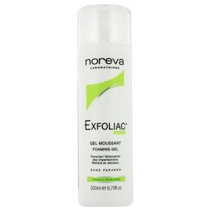 Noreva - Exfoliac gel moussant - 200ml