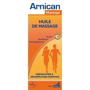 Cooper - Arnican massage - 150ml