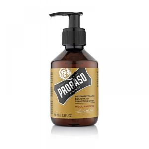 Proraso - Shampooing-barbe wood and spice - 200 ml