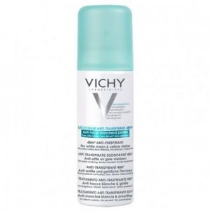 Vichy - Déodorant spray anti-transpirant anti-traces blanches & jaunes