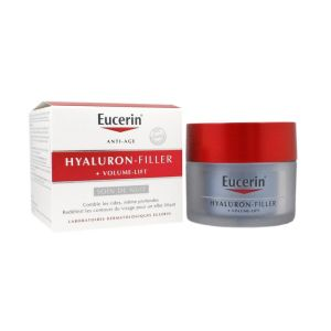 Eucerin - Hyaluron-Filler + Volume-lift soin de nuit - 50ml