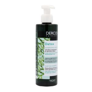 Dercos Nutrients - Détox shampooing purifiant - 250 ml