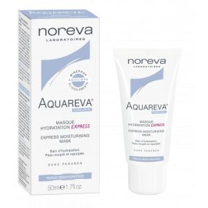 Noreva - Aquareva masque hydratation intense express - 50ml
