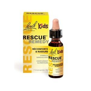 Fleurs de Bach Original - Rescue Kids - 10ml