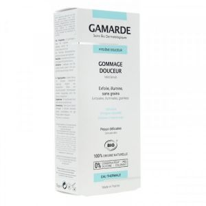 Gamarde - Gommage douceur - 40 g