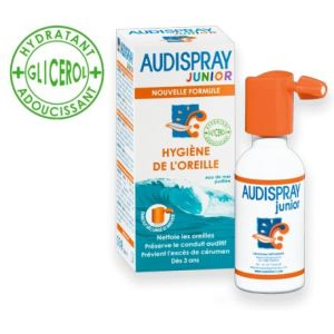 Audispray Junior - Hygiène de l'oreille - 25ml
