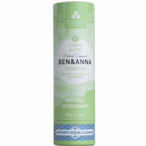 Ben & Anna - Sensitive Lemon & Lime - 60g