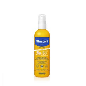 Mustela - Spray solaire haute protection - 200 ml