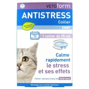 Vetoform - Antistress - 1 Collier chat