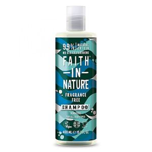 Faith in Nature -  Shampooing sans parfum - 400 ml