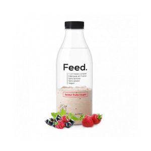 Feed - Bouteille repas complet fruits rouges - 150 g