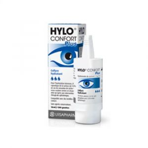 Hylo - Confort plus - 10ml