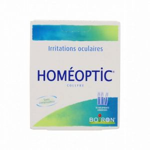 Homéoptic collyre - 10 unidoses