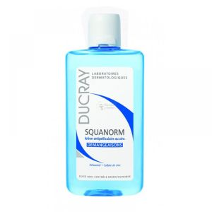 Ducray - Squanorm lotion au zinc antipelliculaire - 200ml