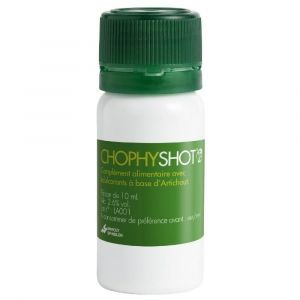 Chophyshot à base d'Artichaut - Flacon de 10ml