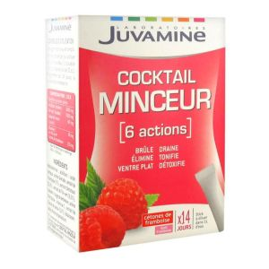 Juvamine - Cocktail minceur - 14 sticks