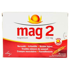 Mag 2 - 30 ampoules