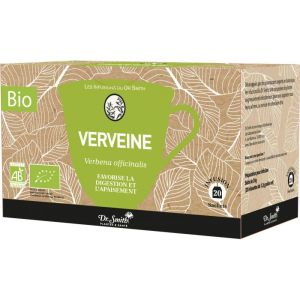 Dr Smith - Infusion Verveine - 20 sachets
